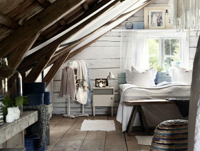 ▷1001+ idées déco de chambre sous pente cocoon | Deco de chambre ...