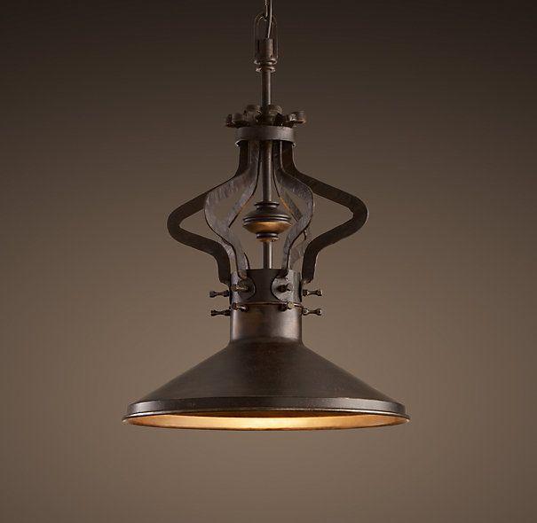 restoration industrial pendant lighting. Steampunk Lighting At Restoration Hardware | Steampunk.com · Industrial Pendant N