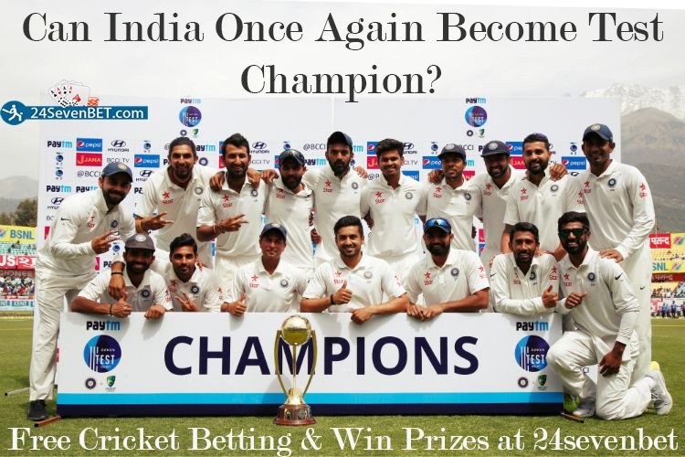 Can India Win 3rd Test match & Also Win Test Series