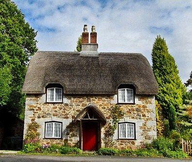 Cottage カントリー風コテージ 英国風コテージ イギリスの