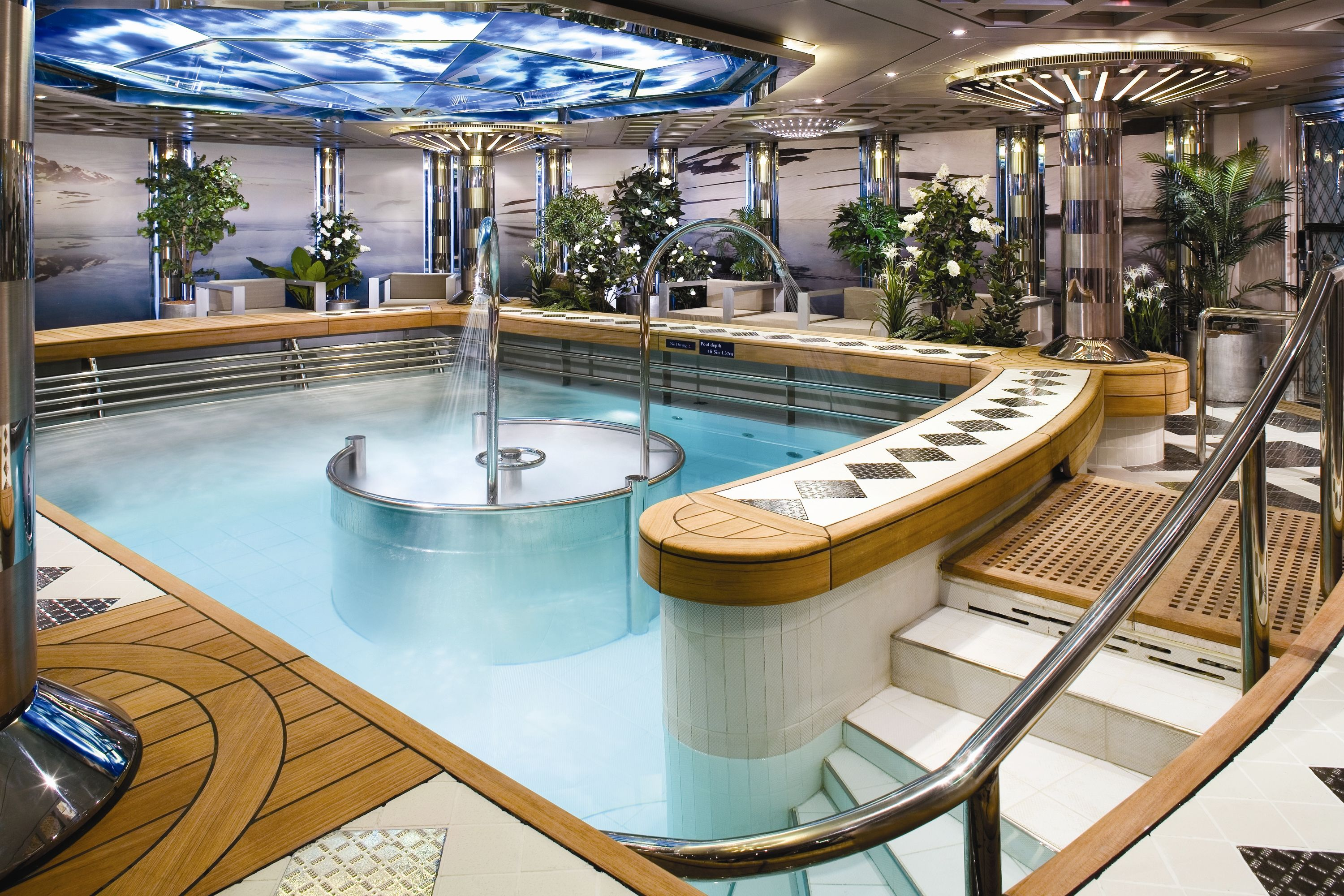Come inside queens lounge through a new virtual tour new ship come inside queens lounge through a new virtual tour new ship koningsdam pinterest virtual tour holland america cruises and holland baanklon Gallery