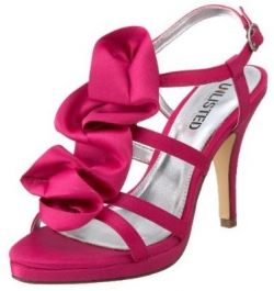 Hot Pink Magenta And Fuschia Shoes For Wedding Bridal