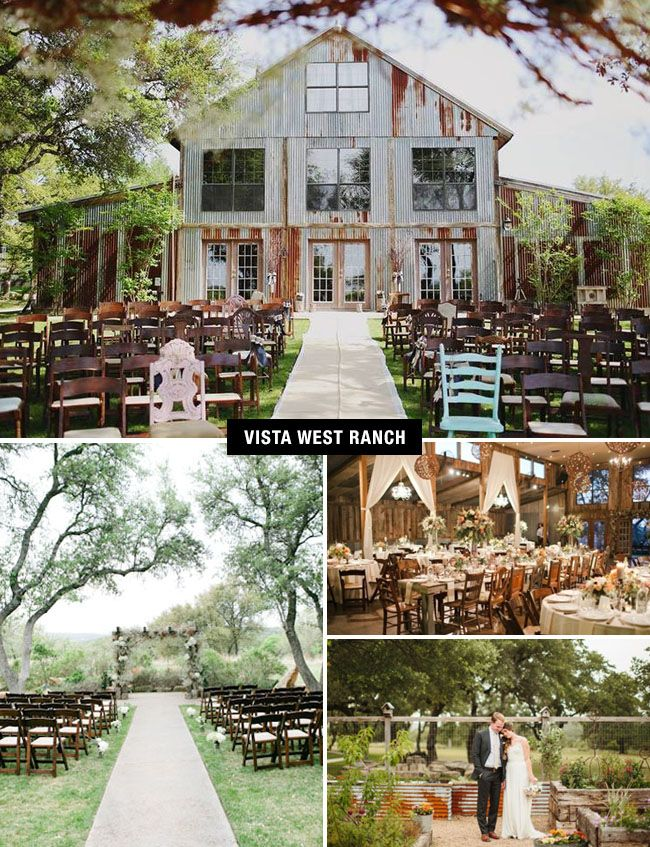 Vista West Ranch Wedding Great Texas Venue