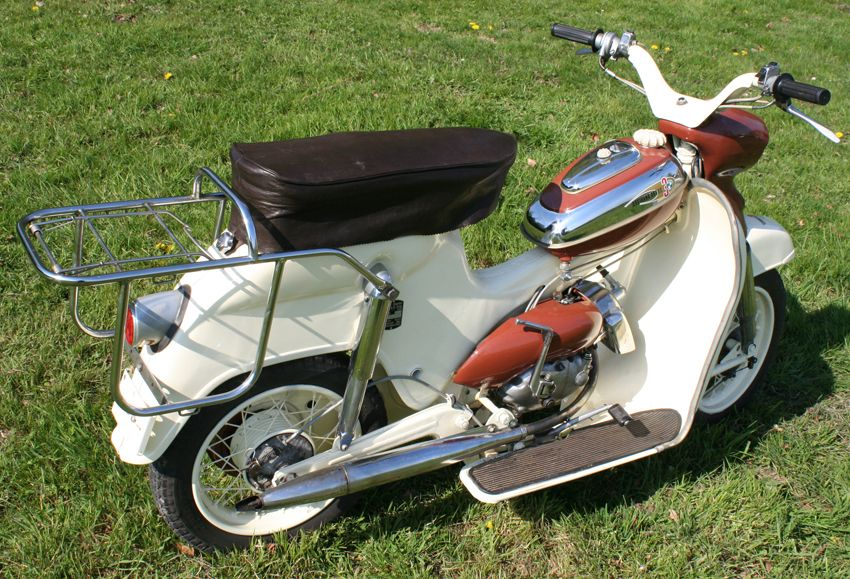 1965 puch ds50 a b pinterest scooters and motorbikes. Black Bedroom Furniture Sets. Home Design Ideas