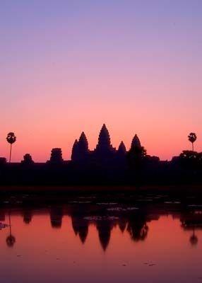 Cambodia - Sunrise at Angkor Wat