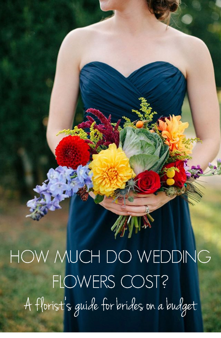 How Much Do Wedding Flowers Cost A Florist S Guide For Brides On Budget Photo