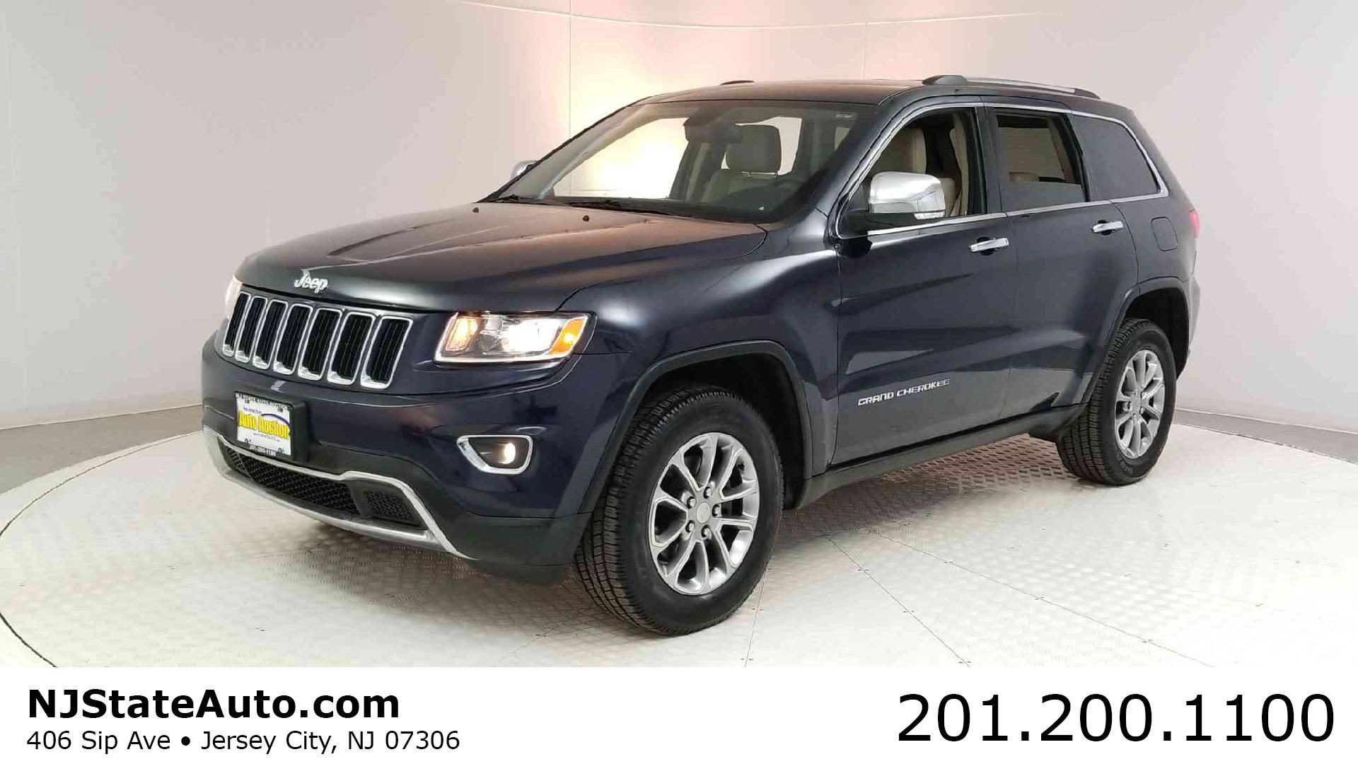 2014 Jeep Grand Cherokee 4wd 4dr Limited Just Listed For Sale At