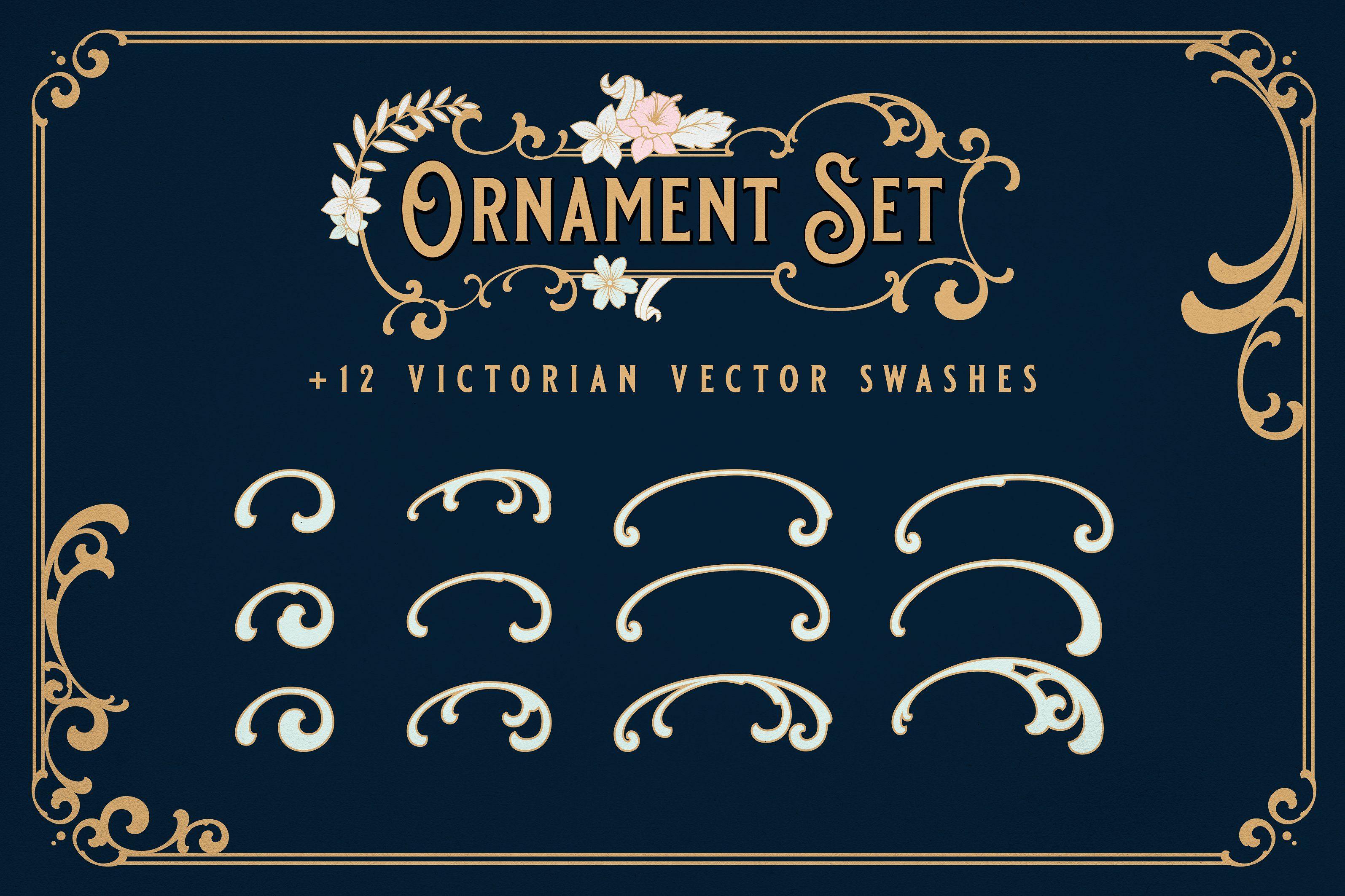 Blackriver Font Ornaments Vintage Fonts Vintage Logo Design Lettering