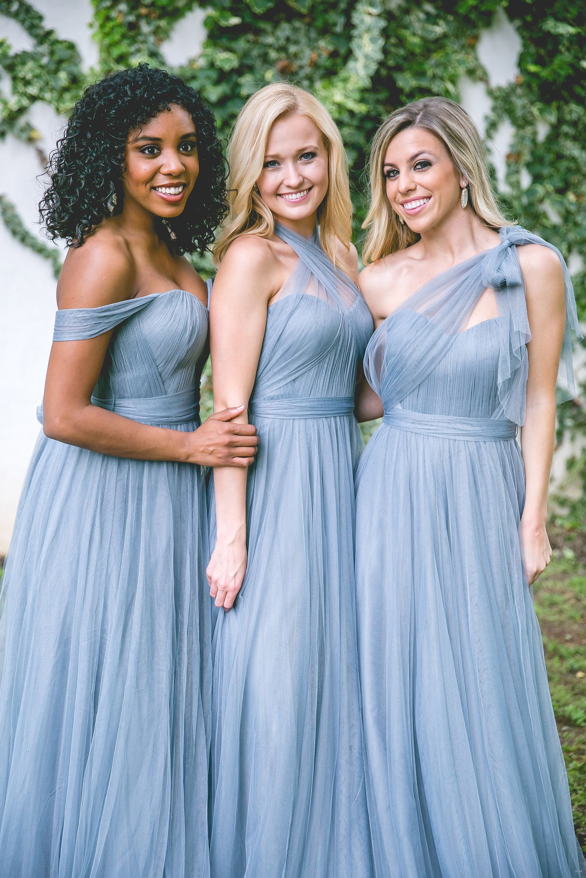 Rosalie Tulle Convertible Dress | Convertible, Wedding things and ...