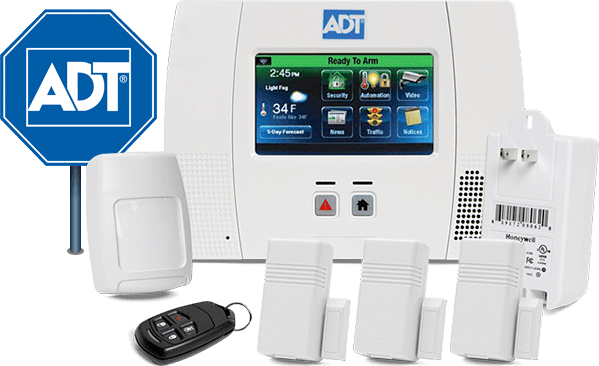 Adt Home Security Systems >> Adt Home Security Equipment In 2019 Wireless Home Security