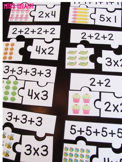 How to Teach Arrays | Math for Second Grade | Pinterest | Group ...