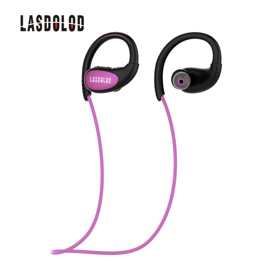 a99cbfef2bb Cheap Bluetooth Earphones & Headphones, Buy Directly from China  Suppliers:Lasdolod Wireless Headphone 2018 New Pink/Purple Waterproof Sport  Bluetooth ...