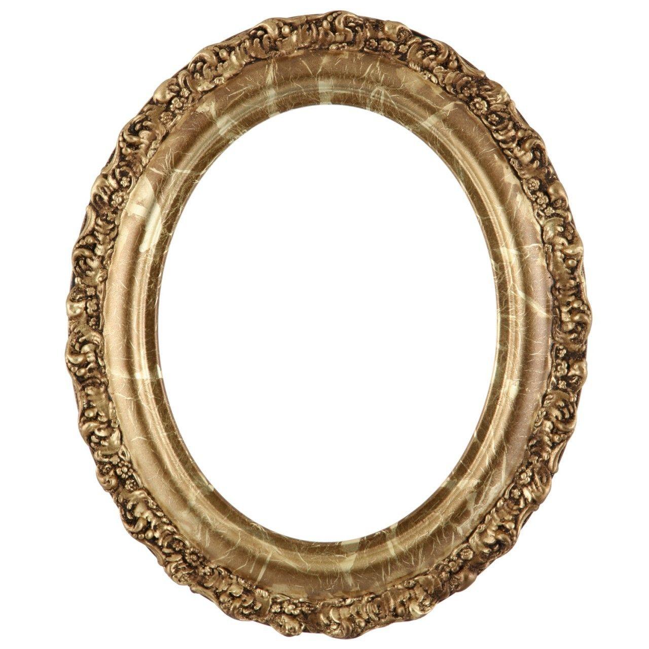 venice oval frame 454 champagne gold | MOJE | Pinterest | Oval frame ...