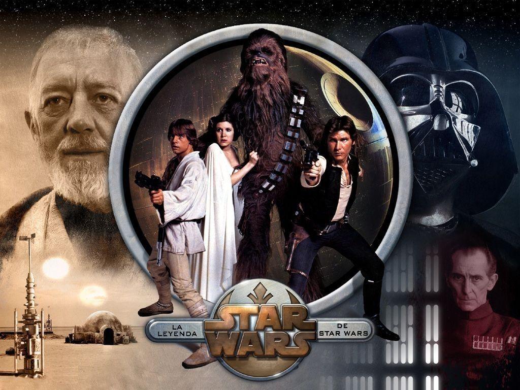 Star Wars Wallpaper Classic Trilogy Star Wars Wallpaper Vintage Star Wars Star Wars Episode Iv