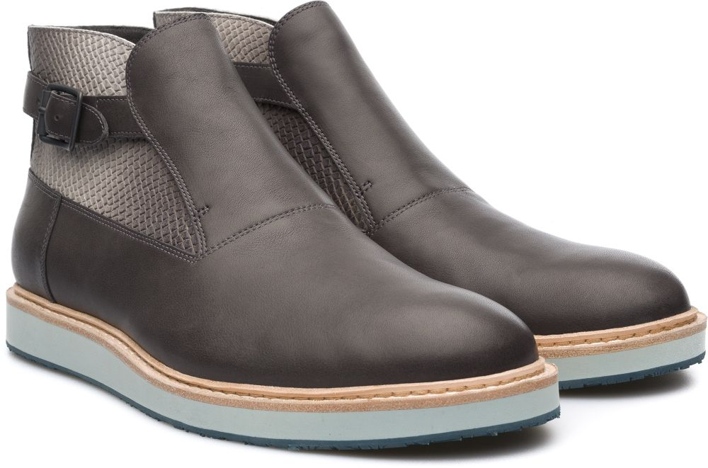 2c06e612ce9 Camper Magnus K300034-001 Bottines Homme. Magasin Officiel en Ligne France