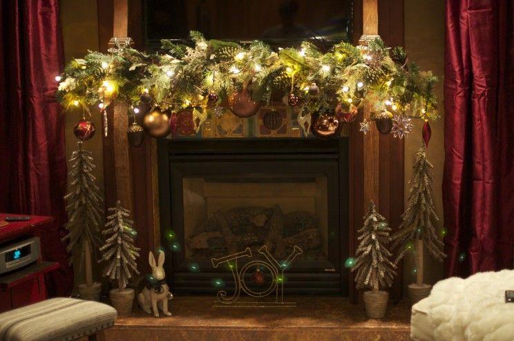 great-christmas-fireplace-mantel-ideas-on-decor-with-elegant-stylish