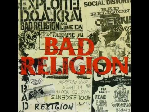 bad religion, the answer
