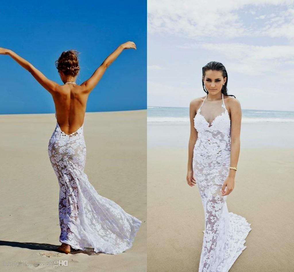 35bd8280a6 lace backless beach wedding dress Naf Dresses | Wedding Dresses ...