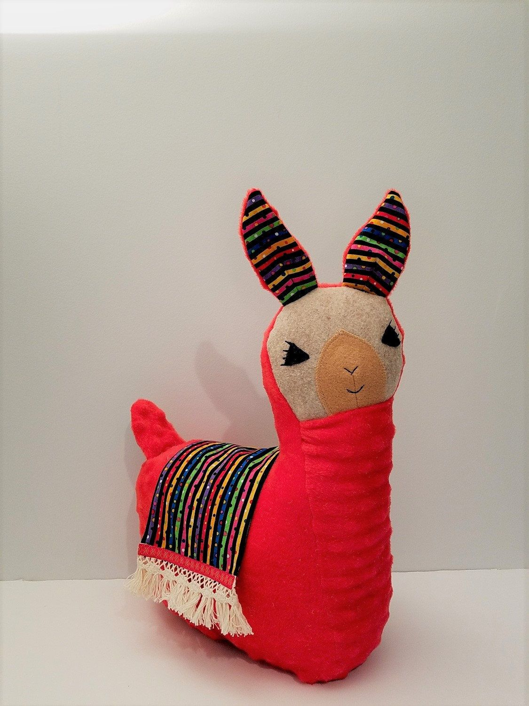Llama Llama Red Pajama, Stuffed Animal, Toy Pillow, Alpaca