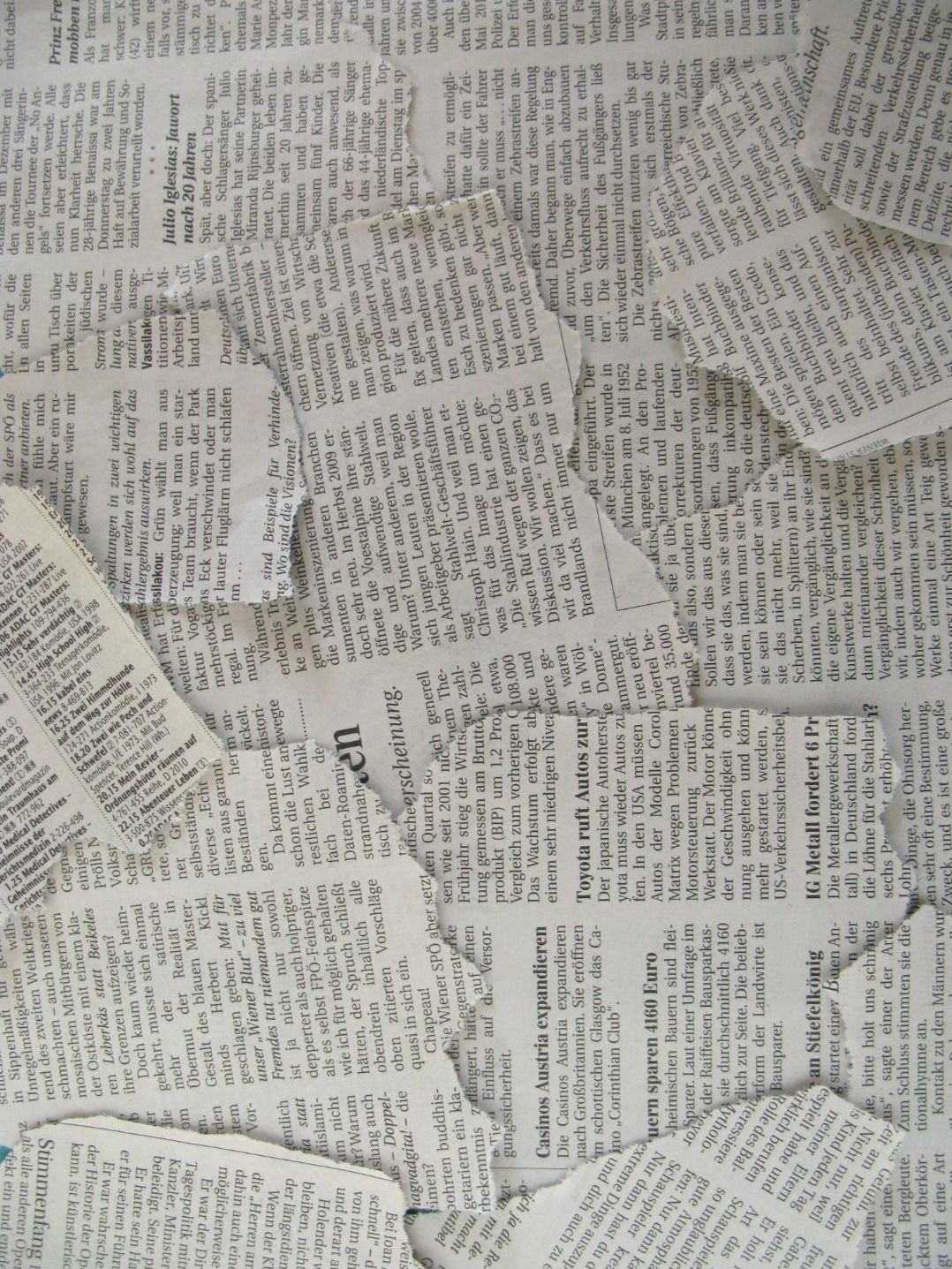 Newspaper Texture Newspaper Newspaper Collage Collage
