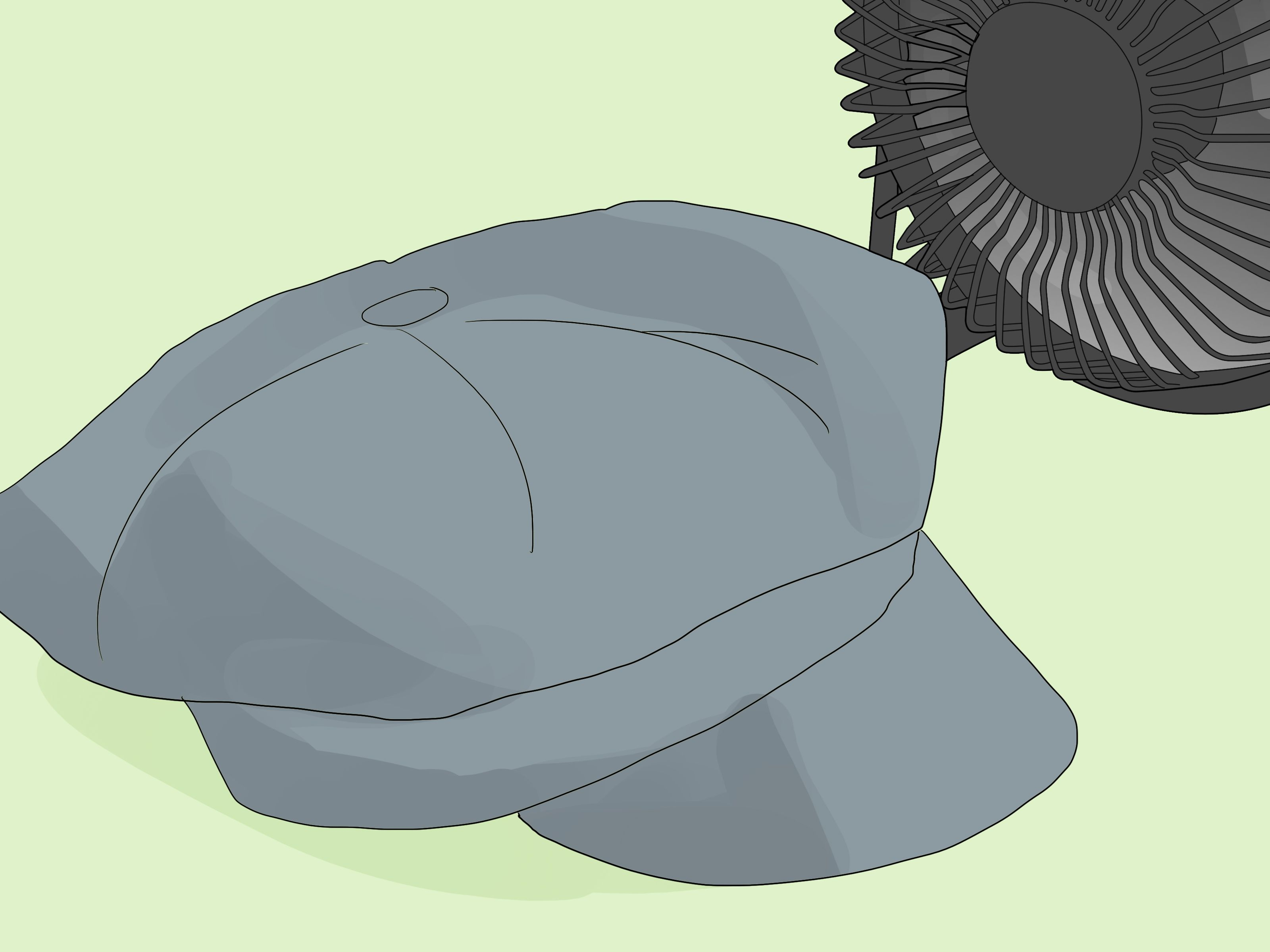how to get sweat stains out of hats dishwasher
