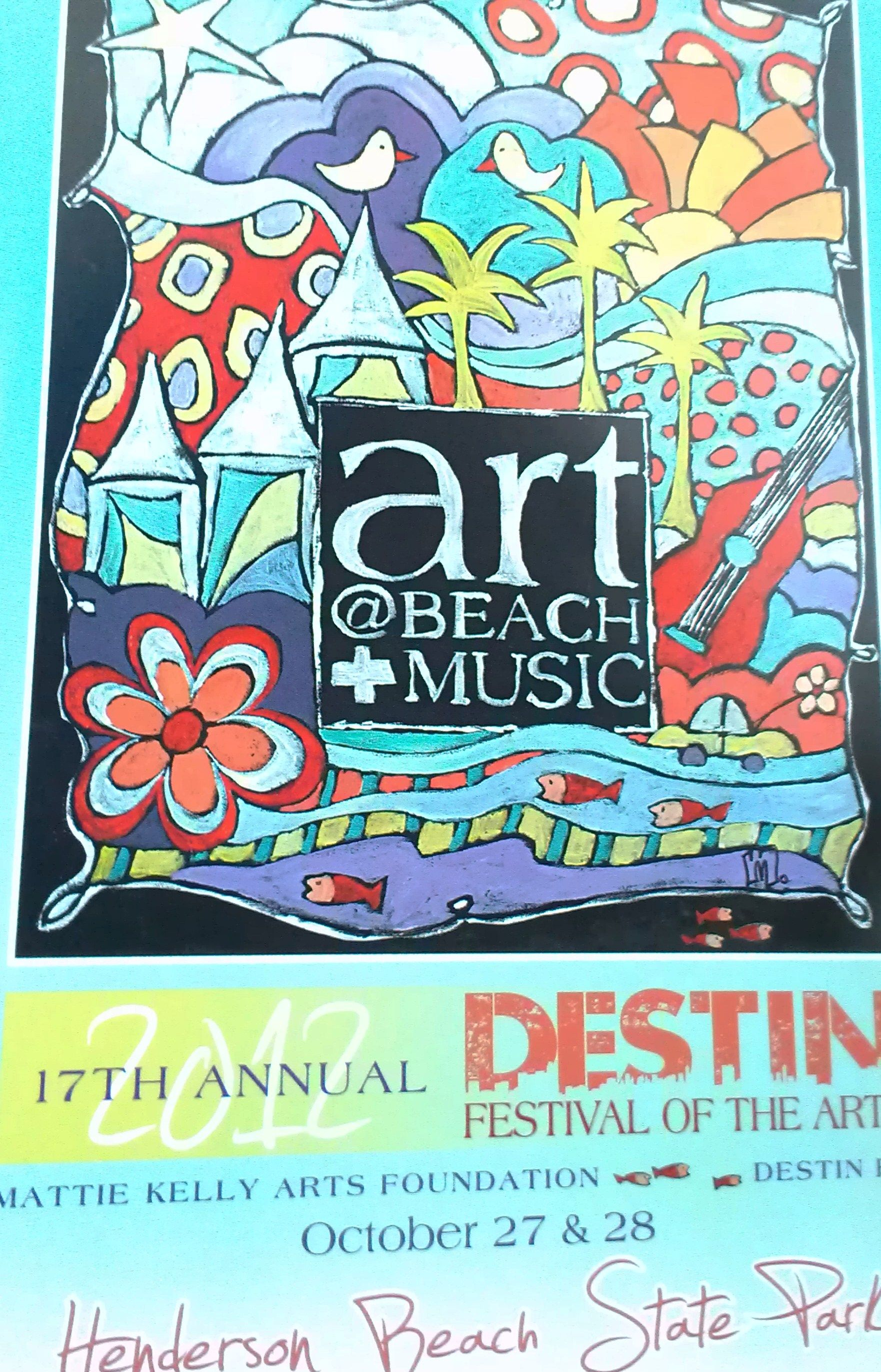Arts Festival Destin Fl May Need To Go Back In October