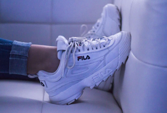 aefbebbd5f78 Get up to 50% off your favourite brand FILA on ZALORA. Shoes for street