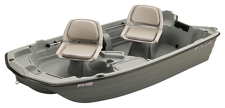 Sun dolphin pro 102 fishing boat shops 102 and dolphins for Sun dolphin pro 10 2 fishing boat