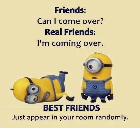 Really True And I Think If U Don T Know That You Will Get Taken Advantage Of Because They Think Tha In 2020 Friends Quotes Funny Funny Minion Pictures Fun Quotes Funny