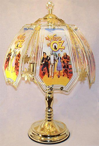 Wizard Of Oz Brass Touch Lamp Table Lamps Amazon Com Touch Lamp Lamp Wizard Of Oz