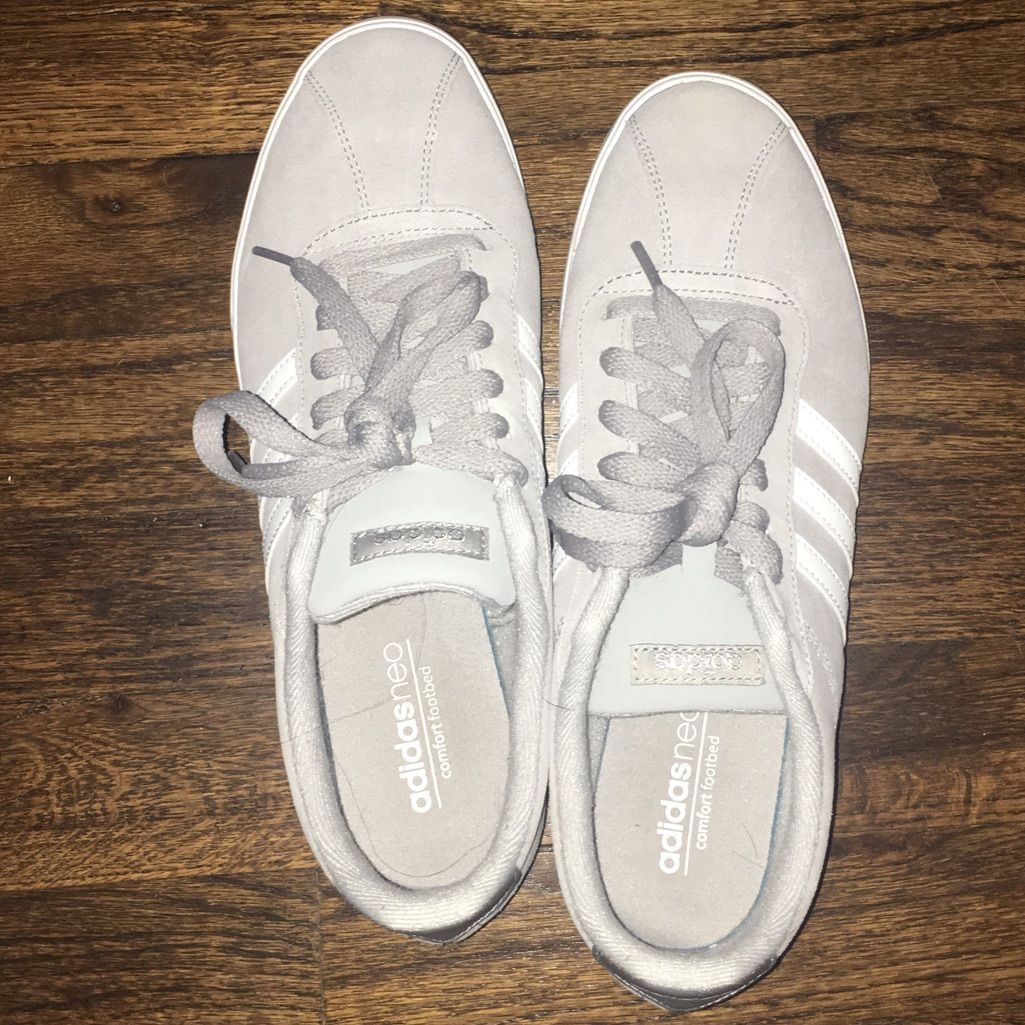 adidas Shoes | Adidas Neo Comfort Footbed Sneakers | Color
