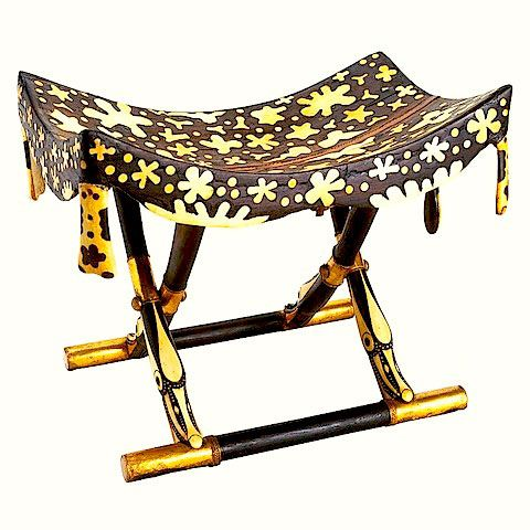 For Tutankhamun In Star's The A ChairArcheology Path Folding kZulPiXTOw