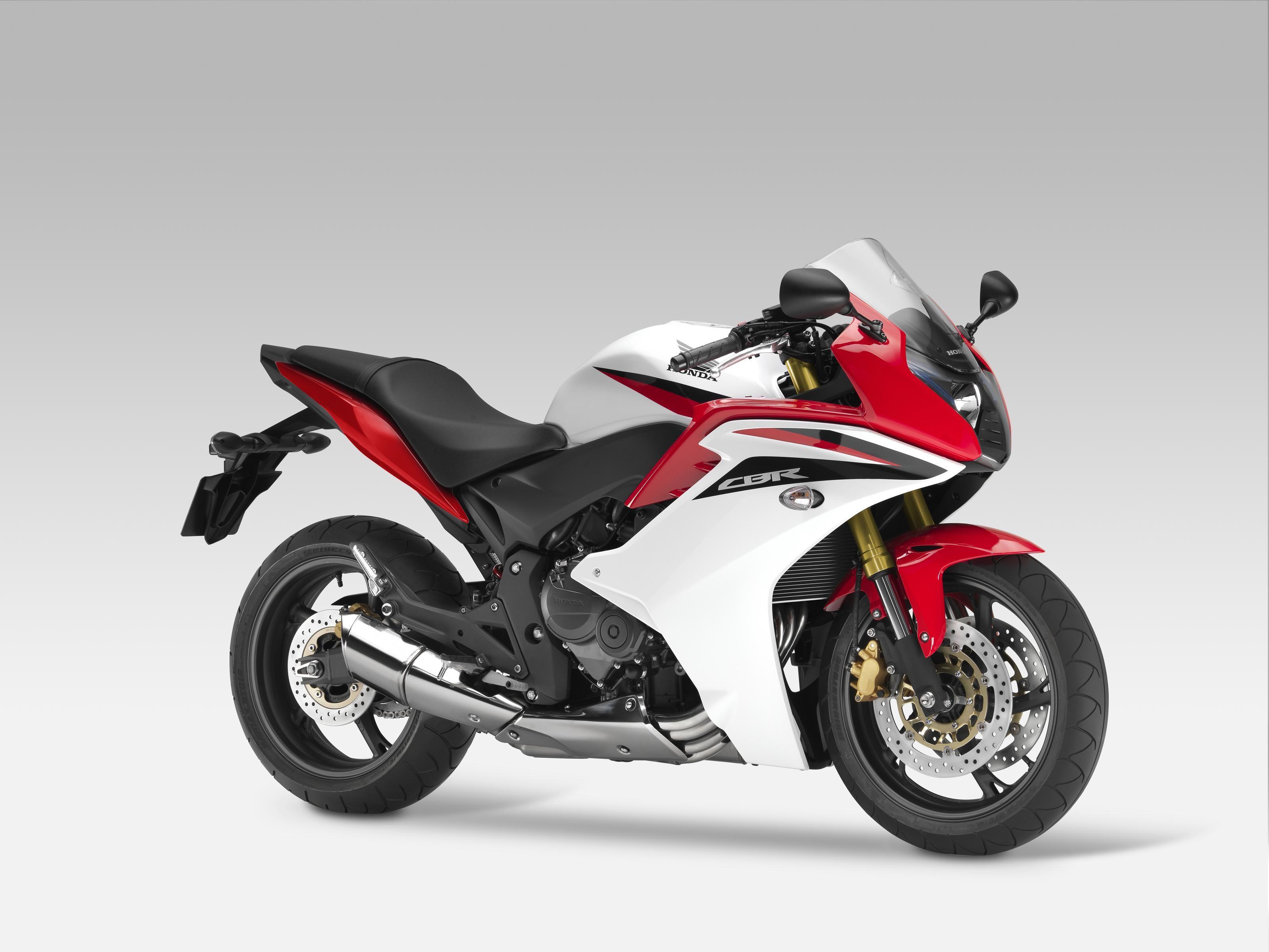 presa all'ingrosso compra meglio più foto Honda CBR600F in Red and White from Kestrel Honda | Sports bikes ...