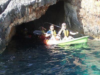 Jane and Phil and Stuff: kayak