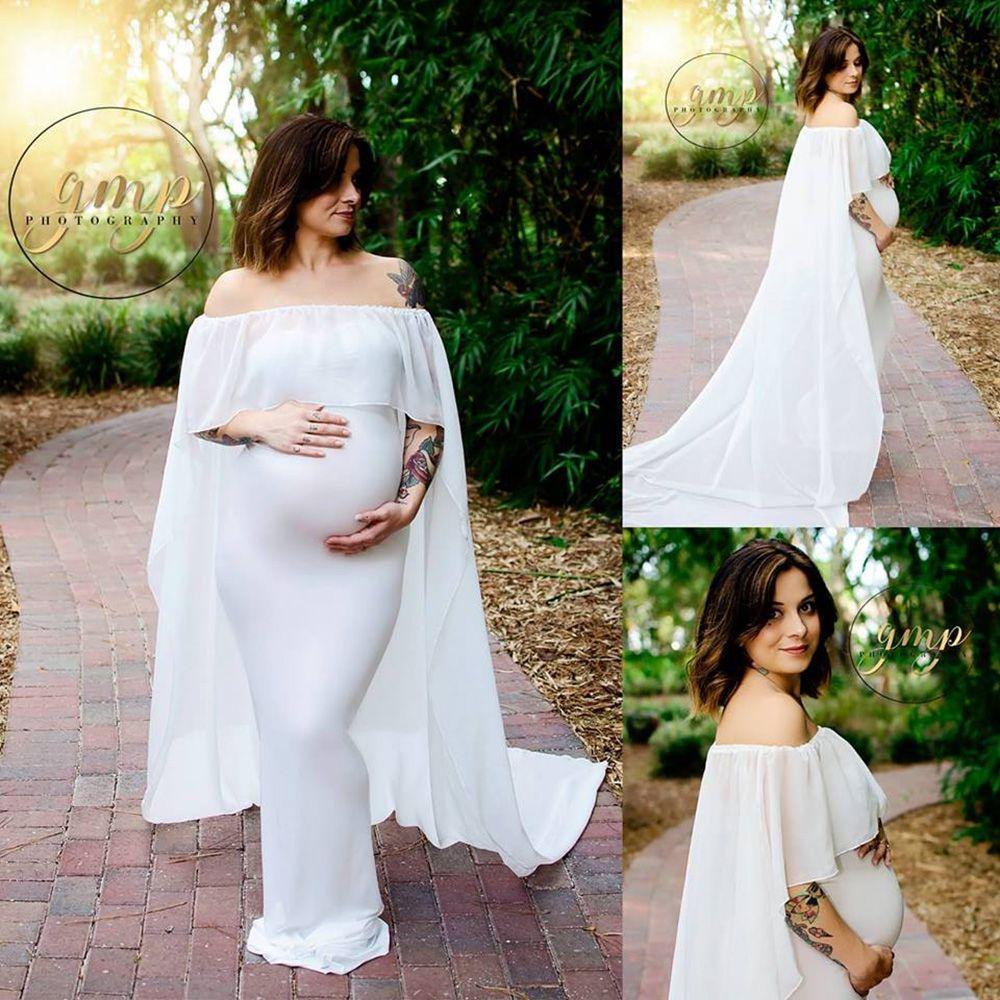 62438adcdb803 US $15.99 - 47.99 New 2018 Maternity Maxi Dresses Pregnant Clothes ...
