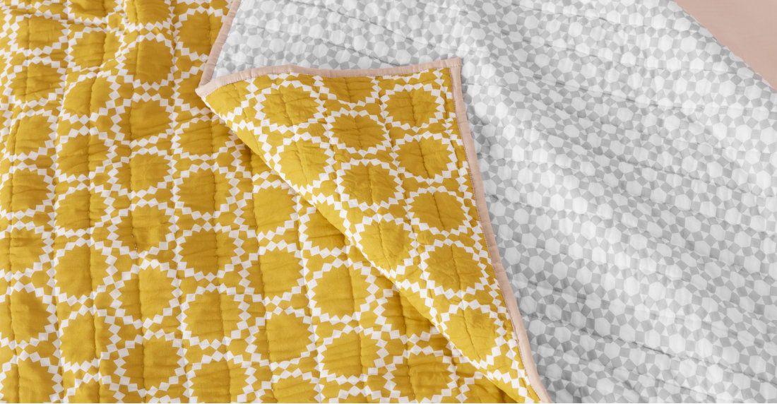 Made Tagesdecke Grau Tagesdecke Deckchen Und Bettdecke