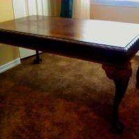 Superior Table 1950 Antique Appraisal Instappraisal Antique
