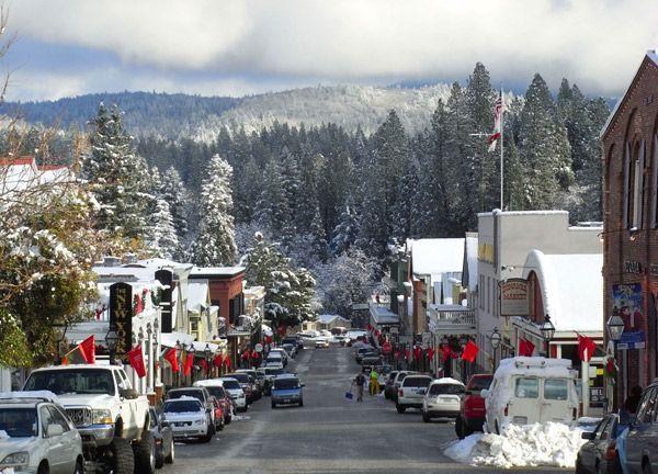 By Emma Nevada Under Uncategorized Tags Nevada City Snow 1 Comment Nevada City California Nevada City California Christmas