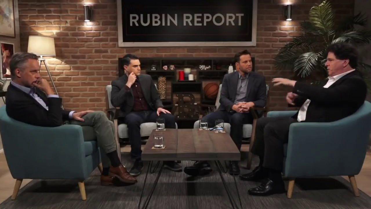 przejść do trybu online buty do biegania nowy styl Jordan Peterson, Ben Shapiro, Dave Rubin, Eric Weinstein ...