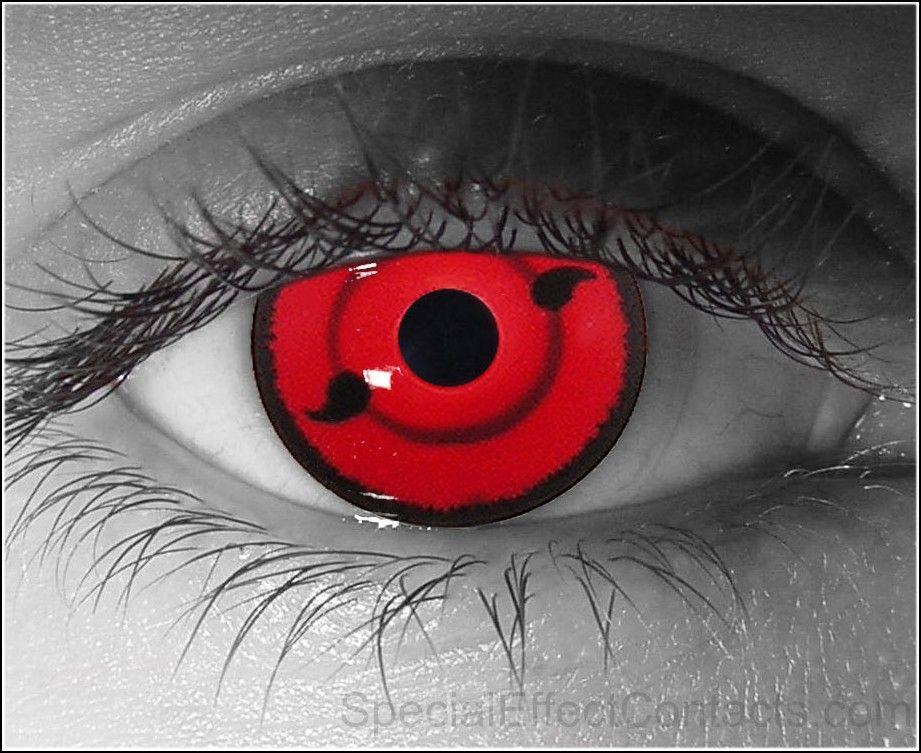 big anime eye contacts