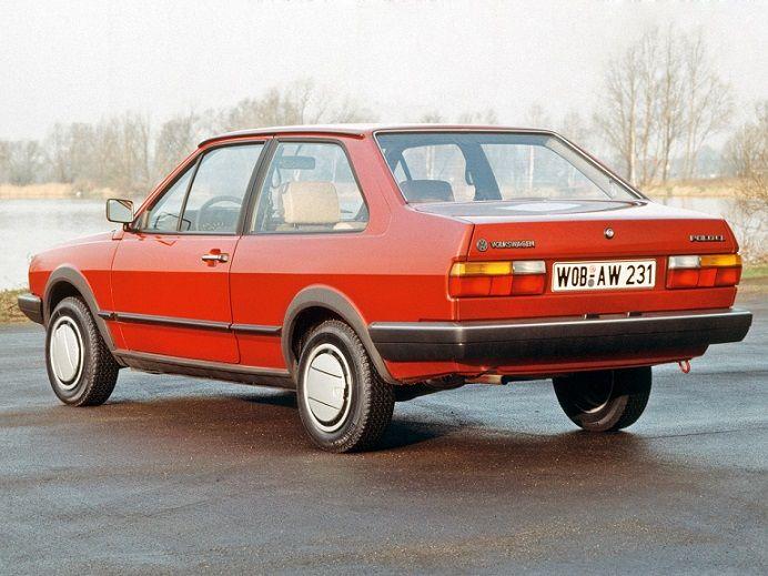 Volkswagen Polo Classic (1985 – 1990). | VW Karre ...