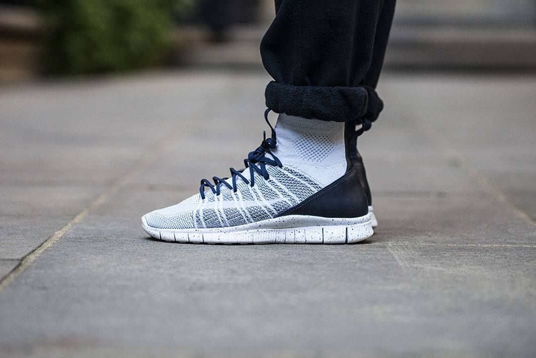 factory price eda50 0d417 A Closer Look at the Nike Free Flyknit Mercurial Superfly  Pure Platinum     Highsnobiety