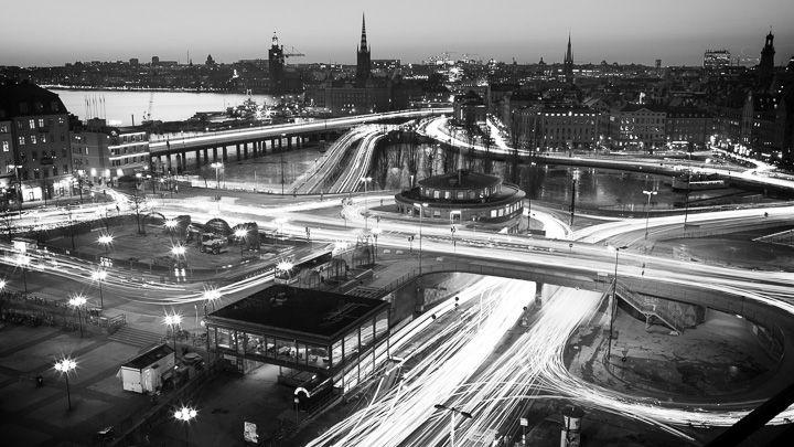 Slussen –City in Motion
