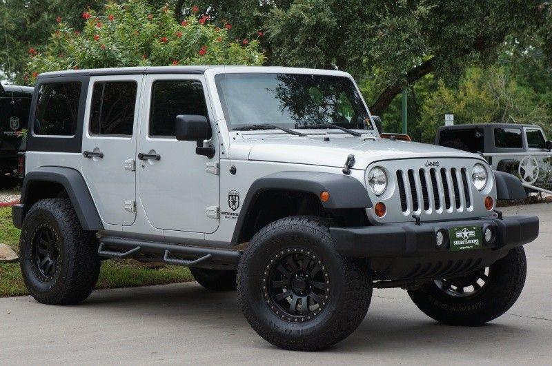 2012 Jeep Wrangler Unlimited 29995 http//www.selectjeeps