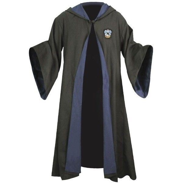 Harry Potter Youth Adult Robe Cloak... ❤ liked on Polyvore ...