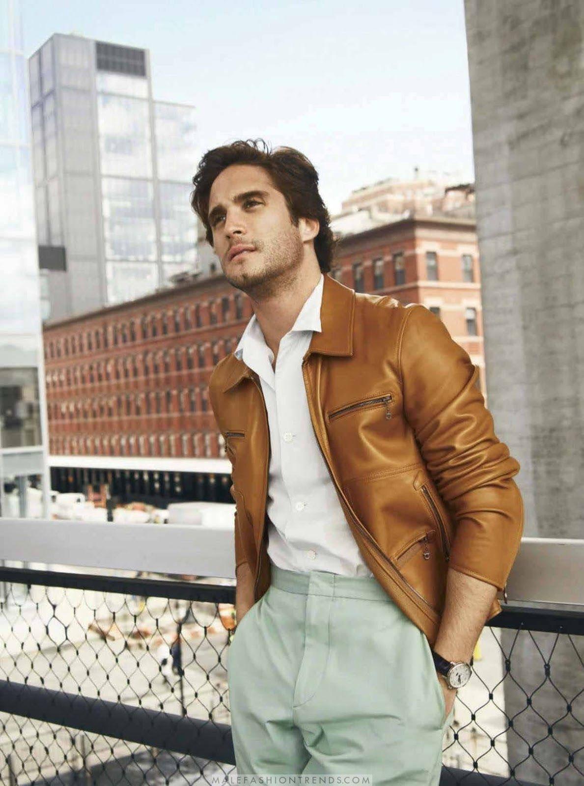 bb99a022ea9c Male Fashion Trends  Diego Boneta para GQ México por Matallana