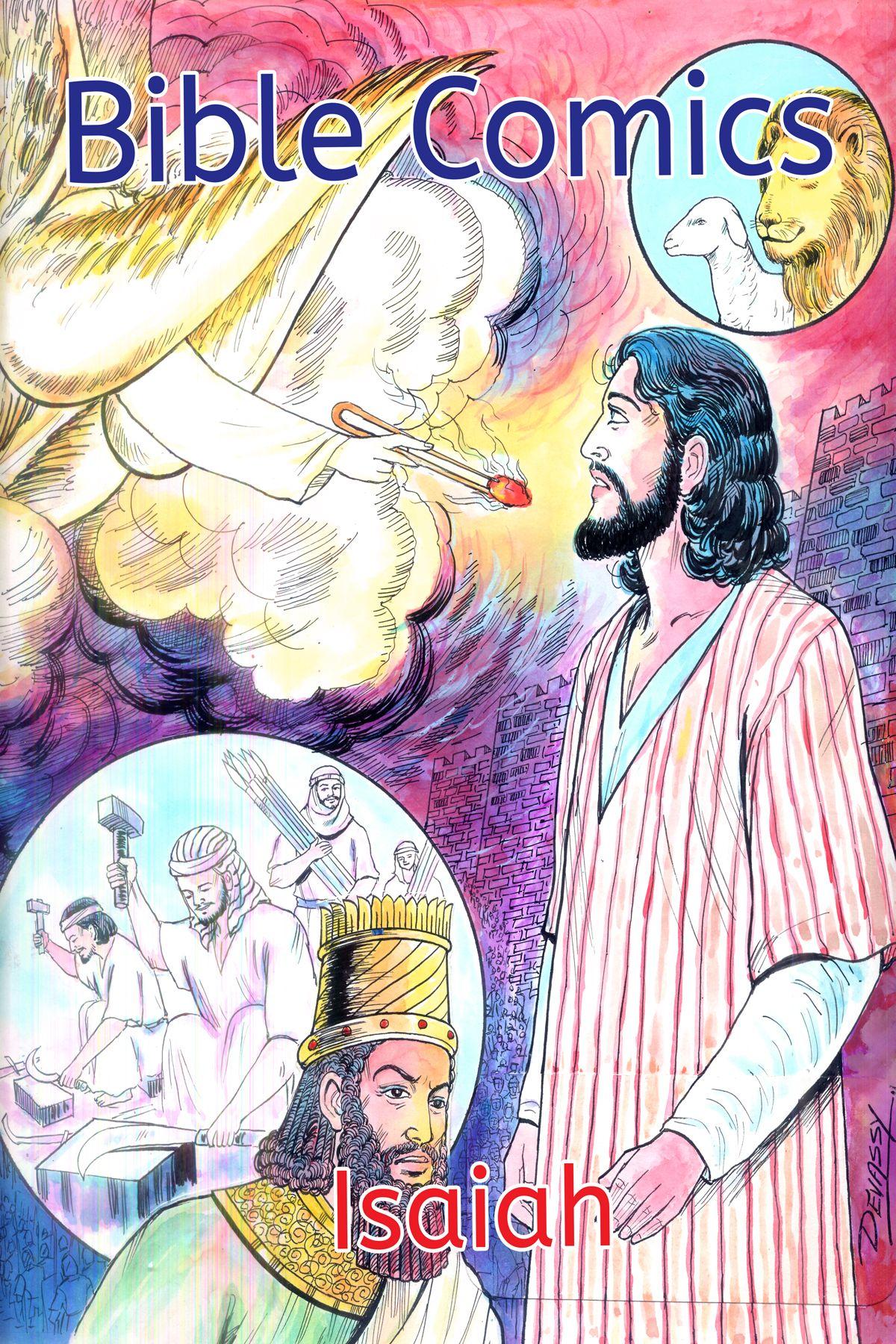 Pin On Old Testament Comics