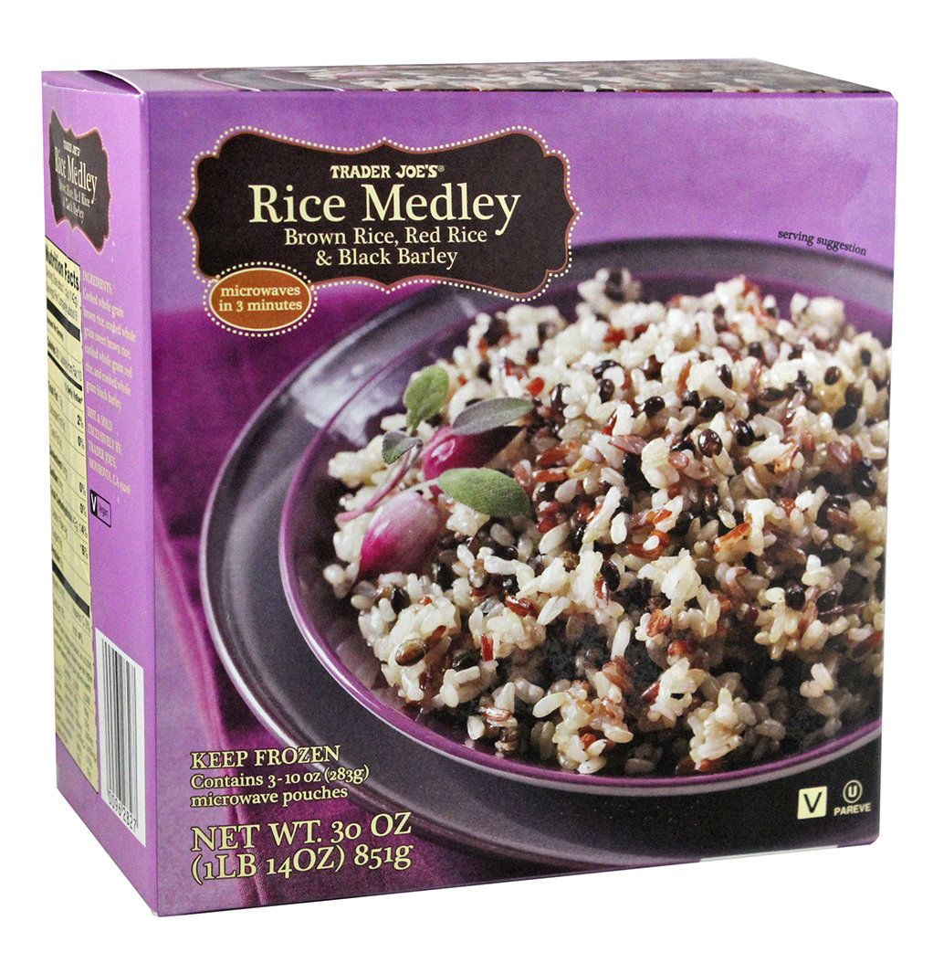 13 trader joes products real simple editors love rice
