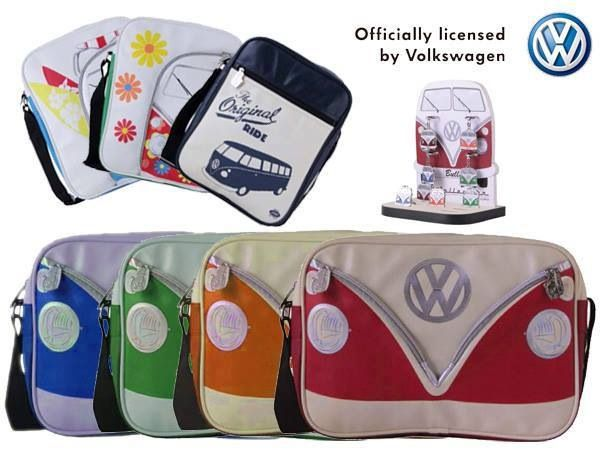 Miscellaneous VW items! I want an orange bag.