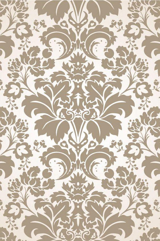 Dise o para papel mural papeles murales barroco y for Papeles murales con diseno de paisajes